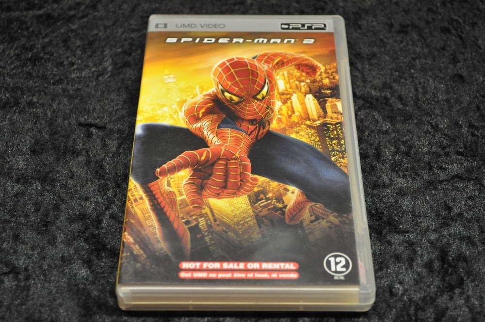 Spider Man 2 UMD Video PSP