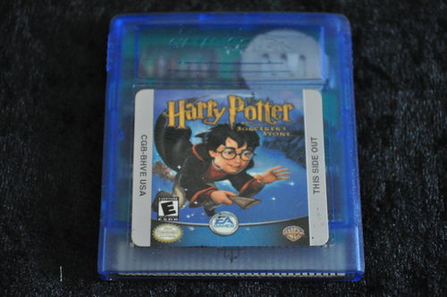 Gameboy Color Harry Potter and the Sorcerer's Stone