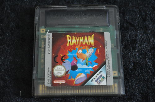 Rayman Gameboy Color