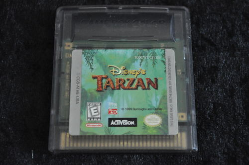 Gameboy Color Disney's Tarzan