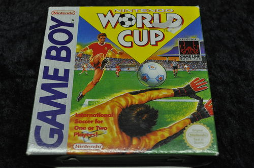 Gameboy classic Nintendo World Cup Boxed