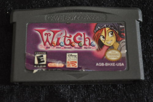 Gameboy Advance Witch