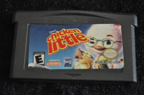 Gameboy Advance Disney's Chicken Little