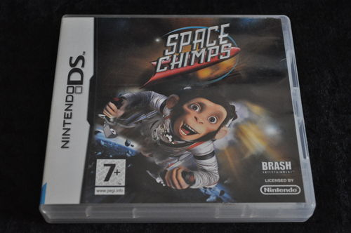 Nintendo DS Space Chimps Boxed