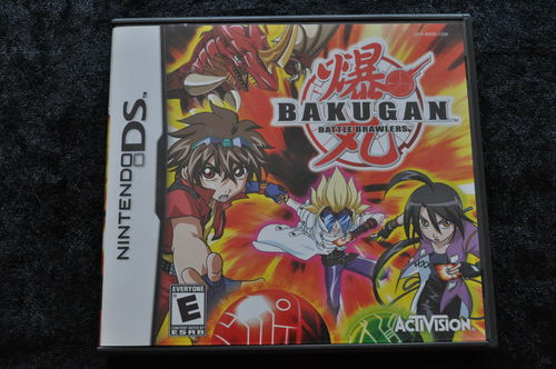 Bakugan Battle Brawlers Nintendo DS