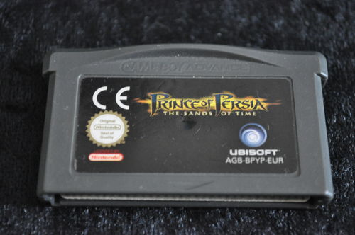 Gameboy Advance Prince Of Persia The Sands Of Time