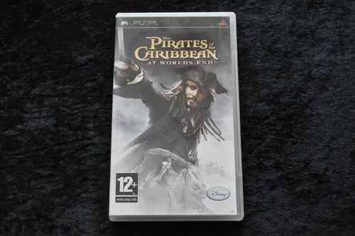 Disney Pirates Of The Caribbean At World's End PSP