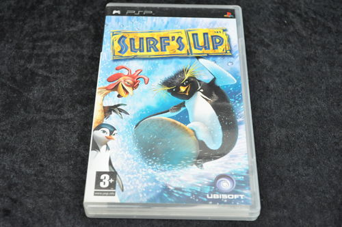 PSP Game Surf's Up