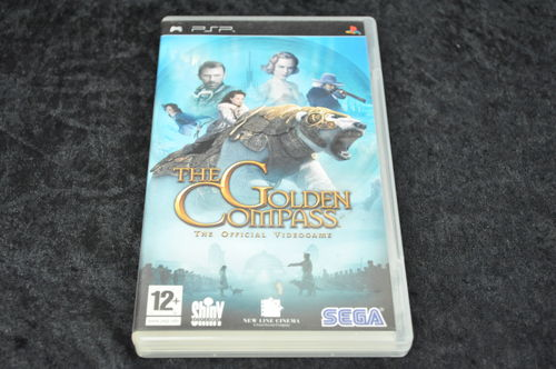 PSP Game The Golden Compass ( Geen Manual )