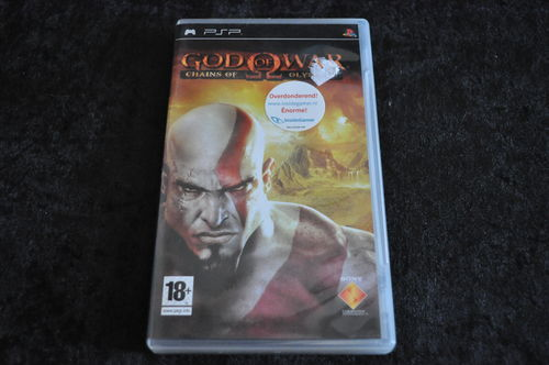 PSP Game God Of War Chains Of Olympus