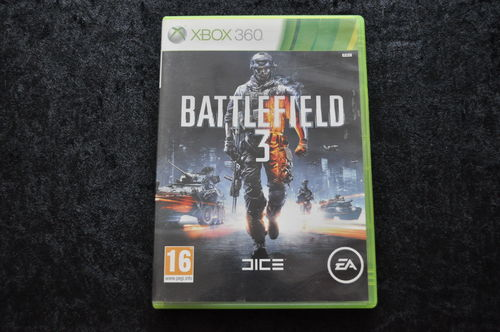 Battlefield 3 XBOX 360 Geen Manual