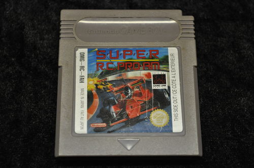 Gameboy classic Super RC Pro Am