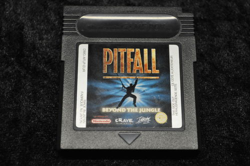 Gameboy classic Pitfall