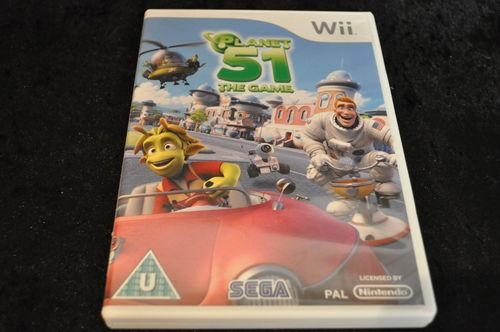 Nintendo wii Game Planet 51 The Game