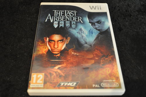 Nintendo wii Game The Last Airbender