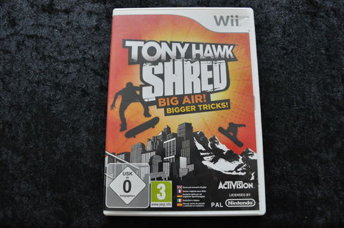 Tony Hawk Shred NIntendo Wii