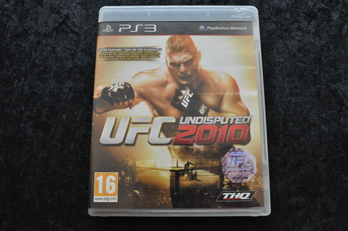 UFC 2010 Undisputed Playstation 3 PS3