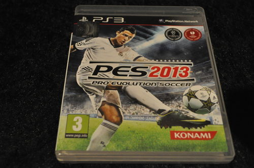 Playstation 3 Pro Evolution Soccer 2013