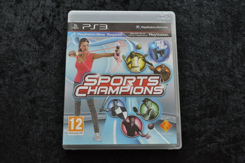 Sports Champions Playstation 3 PS3