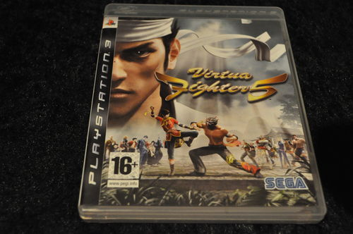 Playstation 3 Virtua Fighter 5
