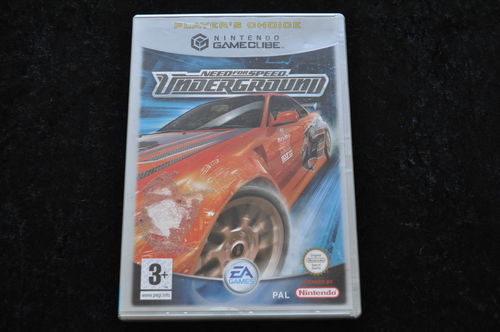 Need For Speed Underground Gamecube Players Choice