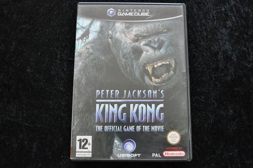 Peter Jackson's King Kong Gamecube Game