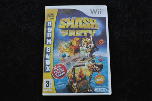 Boom Blox Smash Party Nintendo Wii