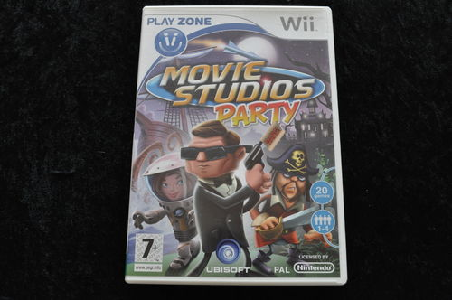 Movie Studios Party Nintendo wii
