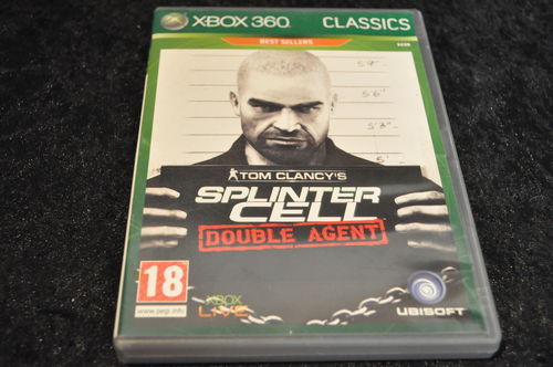 Tom Clancy's Splintercell Double Agent XBOX 360