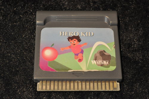 Hero Kid Supervision Game