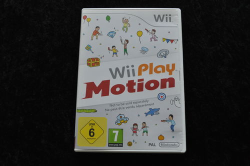 Wii Play Motion Nintendo Wii Geen Manual