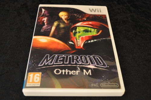 Nintendo wii Game Metriod Other M