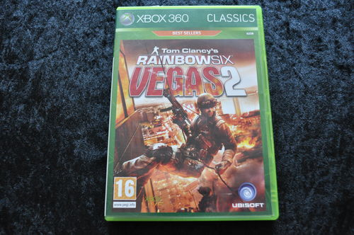 Tom Clancy's Rainbow Six Vegas 2 Classics Xbox 360
