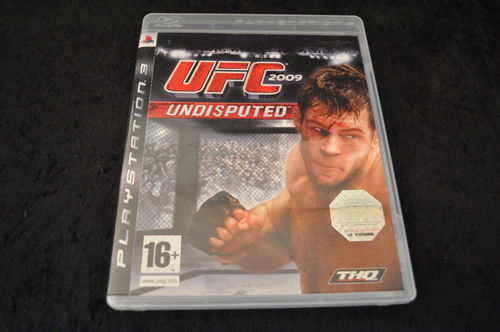 Playstation 3 UFC 2009 Undisputed