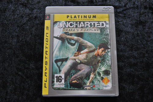 Uncharted Drake's Fortune Playstation 3 PS3