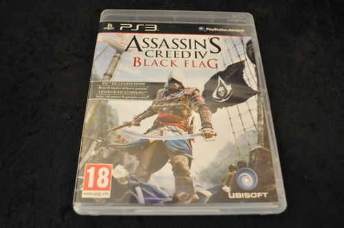 Assassins Creed 4 Black Flag Playstation 3 PS3