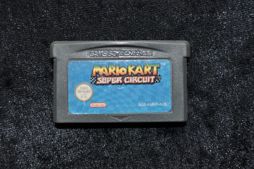 Mario Kart Super Circuit Gameboy Advance Game