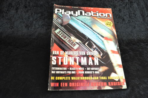 Playnation Nr 19 Mei 2001