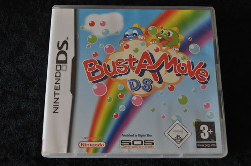 Nintendo DS Bust a Move DS Boxed