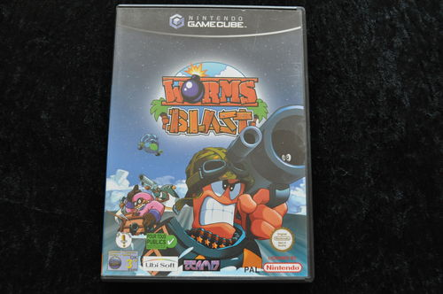 Worms Blast Gamecube Game