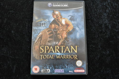 Spartan Total Warrior Nintendo GameCube