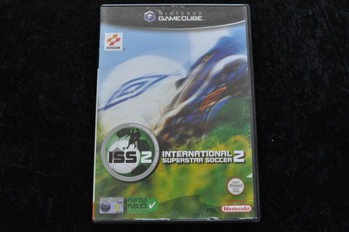 International Superstar Soccer 2 GameCube Game