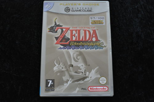 The Legend Of Zelda The Wind Waker Gamecube Player's Choiche