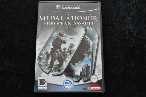 Medal Of Honor European Assault Nintendo GameCube