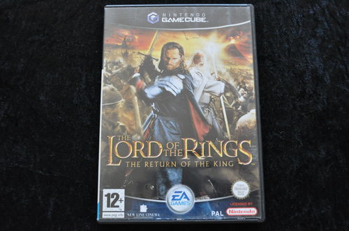 The Lord Of The Rings The Return Of The King Nintendo GameCube