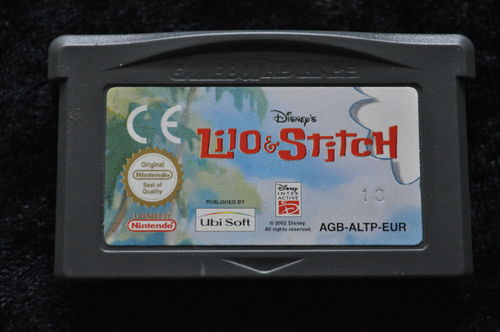 Disney's lilo en stitch Gameboy Advance Card Only