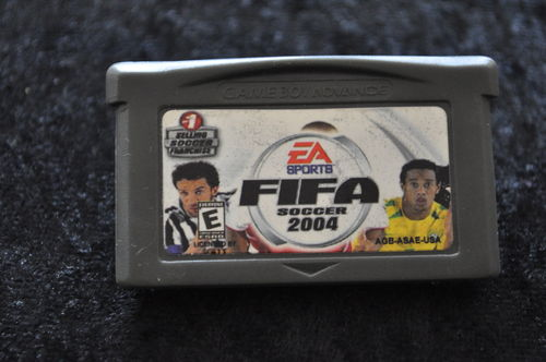 Fifa Football 2004 Gameboy Advance Game
