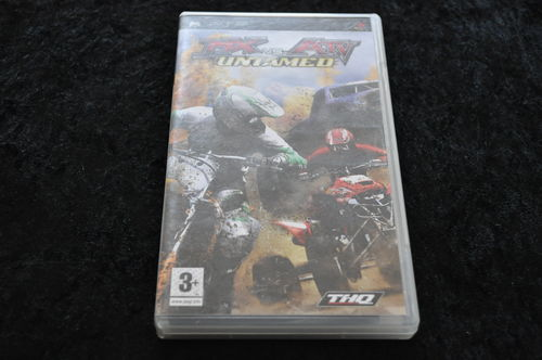 MX vs.ATV:Untamed PSP Game