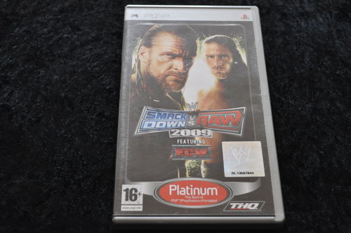 WWE SmackDown Vs Raw 2009 (Platinum)