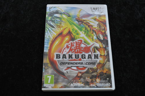 Bakugan:Defenenders Of The Core Nintendo WII Game